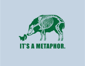 skeletan-pig_metaphor